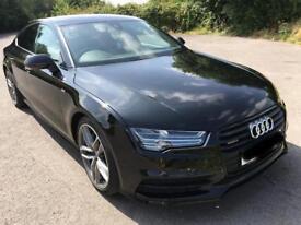 Audi A7 3.0 TDi Quattro S-Tronic Black Edition