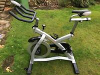 Sprint GB spin bike top spec 18kg fly wheel