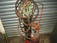 oxy acetylene welding plant portopac