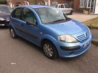 CITROEN C3 1.3 /86000 MILES / FULL 1 YEAR MOT JULY 2019 / SERVICE HISTORY / NO ISSUES / 5 DRS / £950