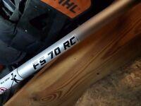 Stihl FS70 RC strimmer & brush cutter