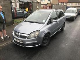 BREAKING 2007 Vauxhall zafira 1.9 cdti automatic energy all parts available