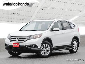 2014 Honda CR-V EX-L Sold Pending Delivery....Back Up Camera,...