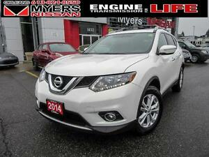 2014 Nissan Rogue SV, INTELLIGENT KEY, HEATED SEATS, BACK UP CAM