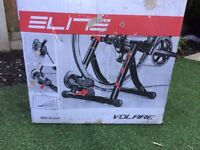 Elite Turbo Trainer never used. Perfect condition unused condition