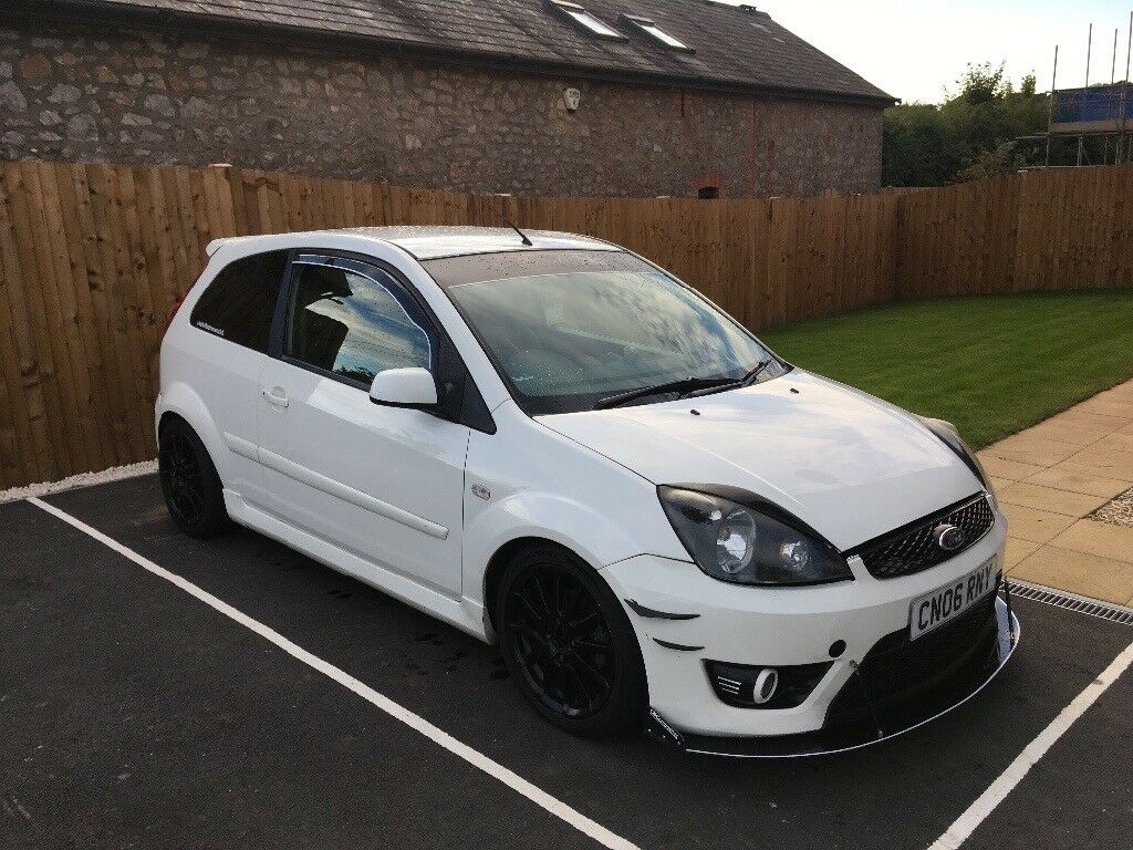 2006 mk6 ford fiesta zetec s 1 6 tdci in cardiff gumtree. Black Bedroom Furniture Sets. Home Design Ideas
