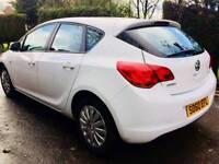 Vauxhall Astra 1.6 i VVT 16v Exclusiv 5dr 1 FORMER OWNWR+1 YEAR MOT PX WELCOME