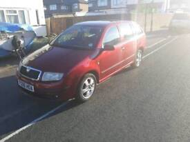 Skoda Fabia Estate 1.2 Read Description