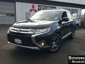 2016 Mitsubishi Outlander GT NAVI; Local & No claims!