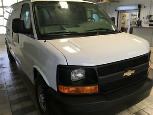 2017 Chevrolet Express 2500 2500 ALLONGER EXCELLENTE CONDITION