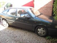 This car is now sold 1995 Vauxhall Cavalier