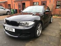 BMW 135i 135 Coupe M-Sport Performance 1 series 3ltr Twin Turbo 2008 Turbos replaced