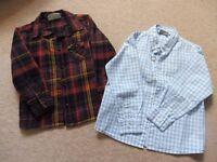Boys Shirts, 3-4 Years