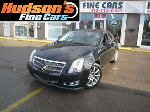 2008 Cadillac CTS 3.6L+AWD+ LEATHER+ SUNROOF+ FULLY LOADED