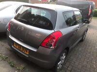 Suzuki Swift GL 3dr for Sale, Grey, only 3 owners.