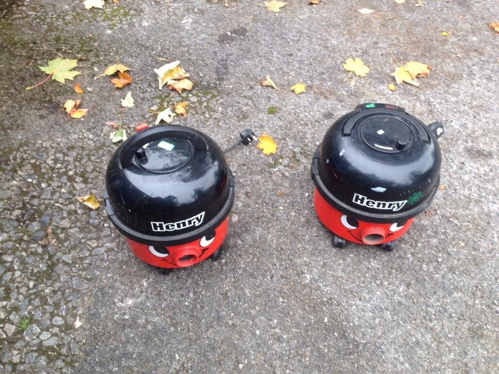 Henrey Hoovers Not working for spares or repaires