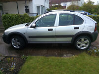 ROVER STREETWISE LOW MILEAGE SERVICE HISTORY