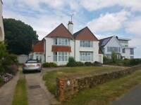 SEAFRONT GROUND FLOOR 2 DBLE BEDROOM MAISONETTE INSIDE THE GATES AT FRINTON-ON-SEA