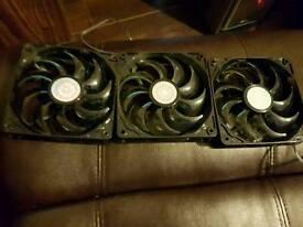 Cooler master sickleflow case fans