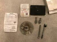 Citroen Spare Wheel Guard (Part No. CIT 9210)