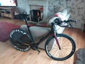 TT road bike full carbon