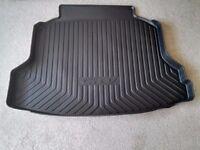 Boot tray mat