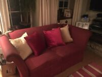 NEW LAURA ASHLEY LANGHAM 3+2 SOFAS CAN DELIVER FREE