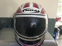 Motorcycle Helmet MDS Medium