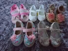 Kids Size 5 shoe bundle