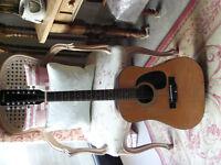 Kimbara 12 String Guitar