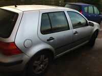 Mk4 golf breaking for spares