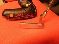 scotty cameron putter,