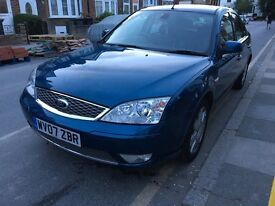 Ford mondeo 2.0 tdci ghia x low milage on 2007 reg Qiuck sale