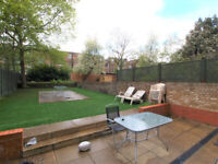 A Stunning 3 bed 2 bath ground floor flat located a stone throw away from Finsbury Park Tube