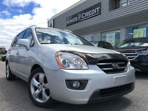 2007 Kia Rondo EX /7PASS/LEATHER/ROOF/ALLOYS