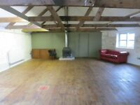 Spacious Office/Studio/workshop Space in St Just, Penzance