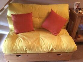 Joestu 2 Seater 4' Futon