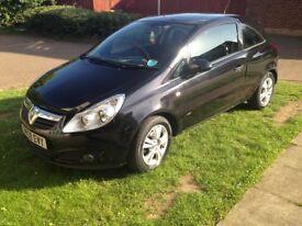 Vauxhall Corsa EcoFlex 1.3 CDTI £30 Tax Very CHEAP Px or Swap