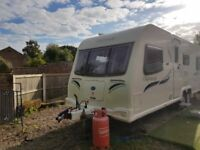Bailey Olympus 620 6 berth