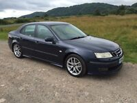 Lovely Saab Aero saloon 2.0T FSH must be sold