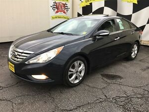 2011 Hyundai Sonata Limited, Automatic, Leather, Sunroof