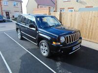 jeep patriot 2.4 petrol 4x4 limited