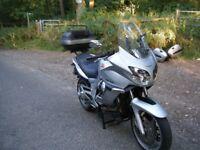 Moto Guzzi Norge 1200T