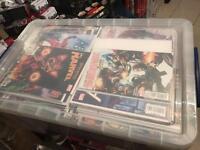 Joblot of 500 plus a grade comic books cheap