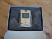 Motorola V3 Gold