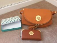 Mulberry bag and purse