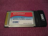 SMC Wireless PC Card