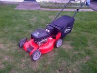 6.5 HP Ariens self propelled mower