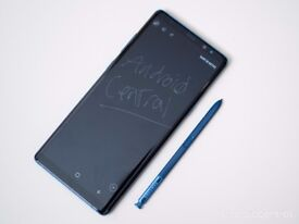 Selling samsung galaxy note 8