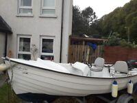 Strangford 16 boat
